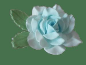 Flor de pastillaje