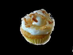 cupcake piña colada decorado