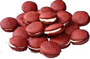 mini pastelitos rellenos
