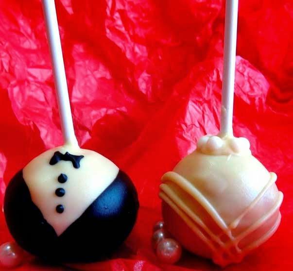 pop cakes para boda