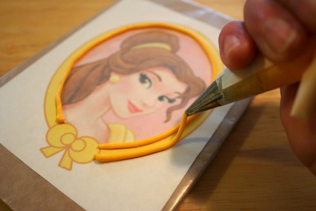uso de papel encerado para calacar