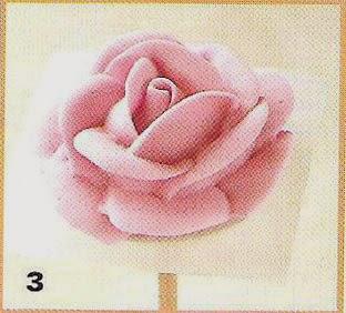 rosa terminada