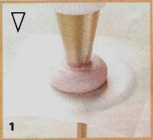 posición para hacer rosa