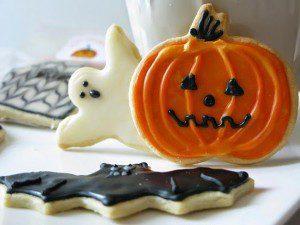 tradicionales galletas para halloween