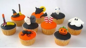 cupcakes decorados halloween