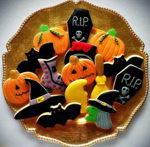 galletas para día de brujas