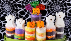 pastelitos para festejar halloween